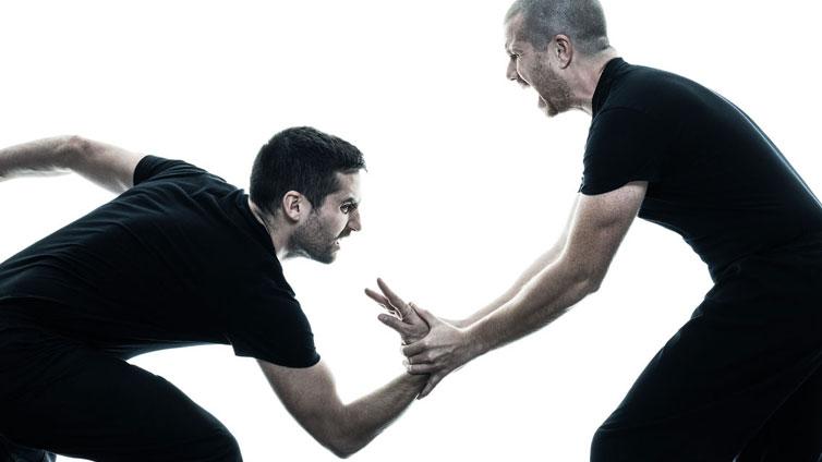 Wrist Grab Defenses