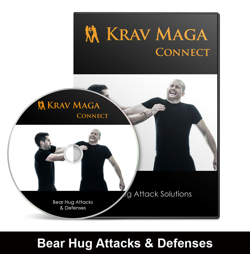 Bear Hug Attacks & Defenses