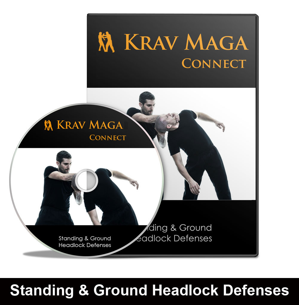 Standing & Ground Headlock Defenses