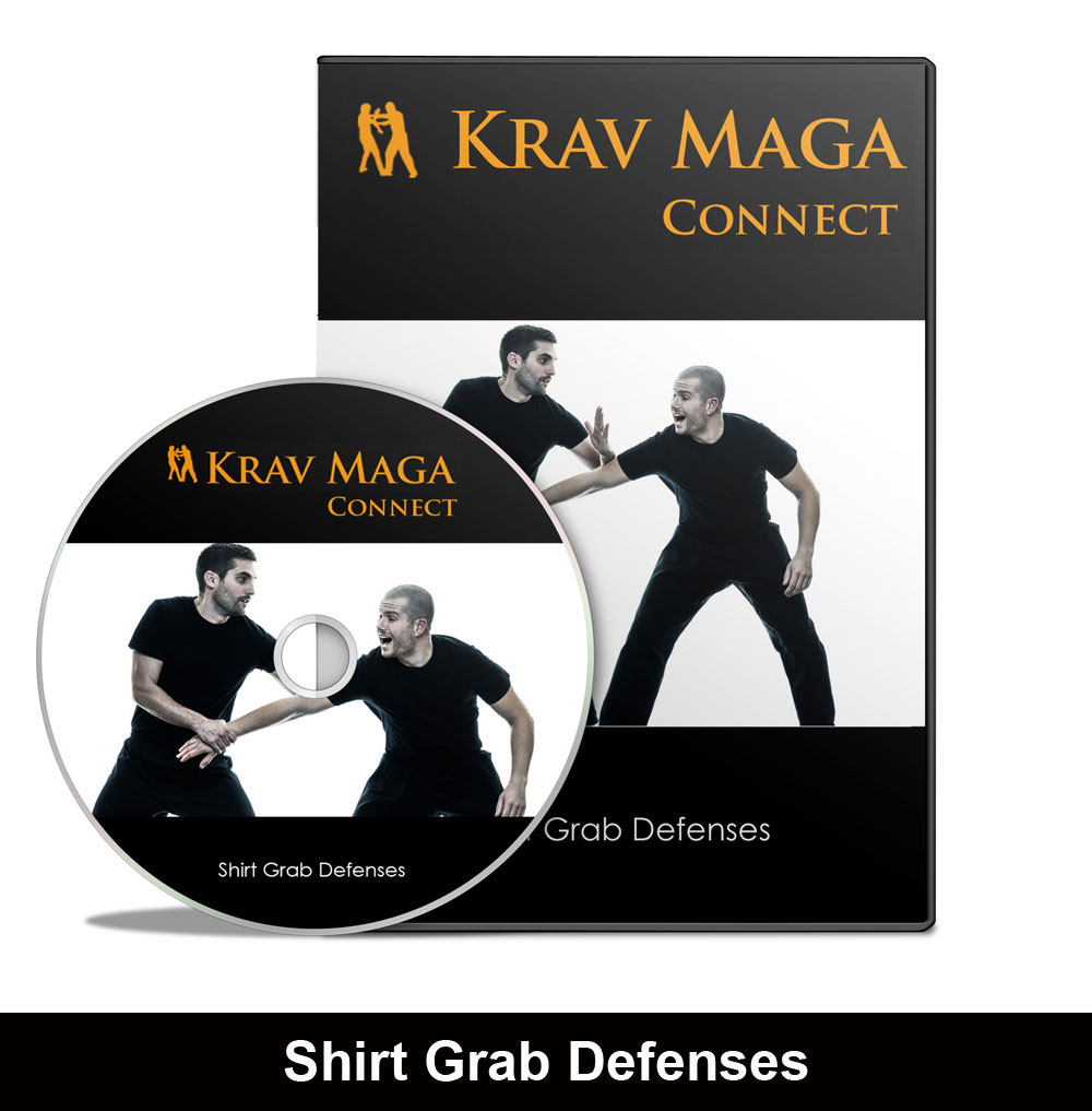 Shirt Grab Defenses