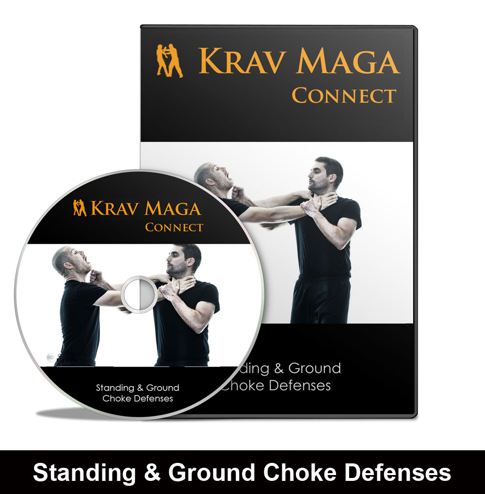 Standing And Ground Choke Defenses