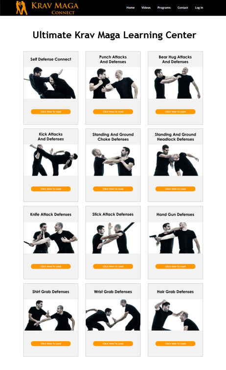 Ultimate Krav Maga Learning Center