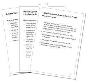 PDF Written Summary Notes