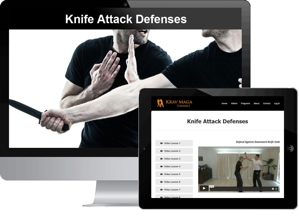 Knife Attack Defenses